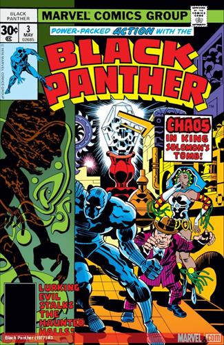 Marvel Comics Black Panther (1977 - 1979) Black Panther (1977) #3
