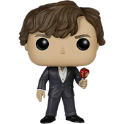 Funko Pop! Television Sherlock Holmes (with Apple)