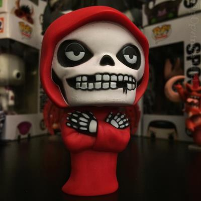Funko Pop! Rocks Misfits Fiend p0pvinyladdict on instagram.com