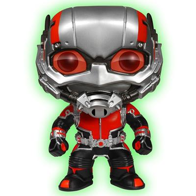 Funko Pop! Marvel Ant-Man (Glow in the Dark)