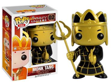 Funko Pop! Asia Monk Tang (Gold) Stock Thumb