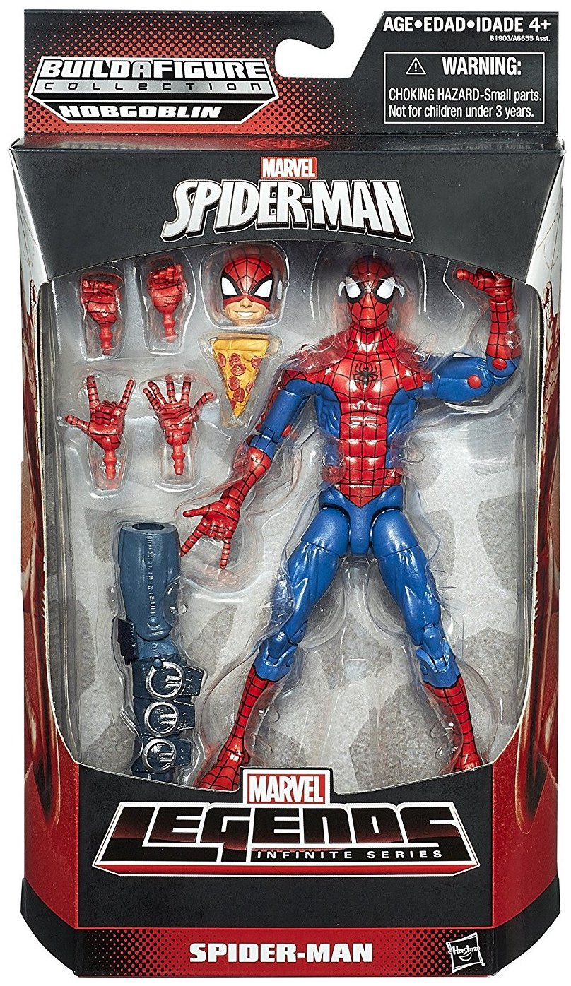 Marvel Legends Hobgoblin Series Spider-Man