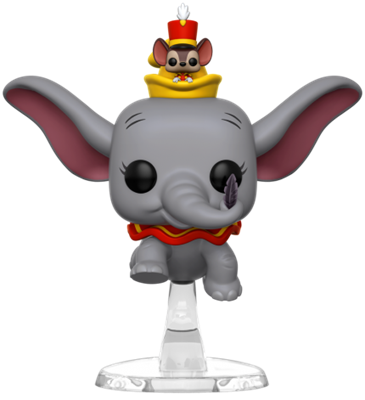 Funko Pop! Disney Dumbo (w/ Timothy)