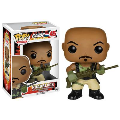 Funko Pop! Animation Roadblock Stock