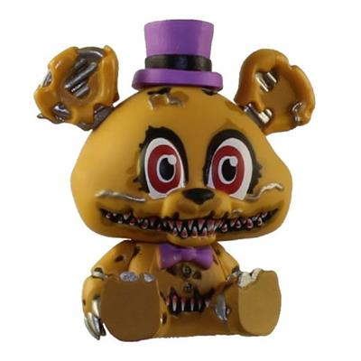 Mystery Minis Five Nights at Freddy's Series 2 Nightmare Fredbear  Stock