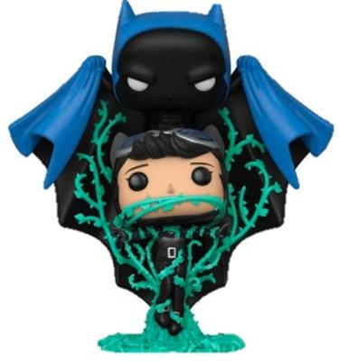 Funko Pop! Heroes Batman and Catwoman Icon