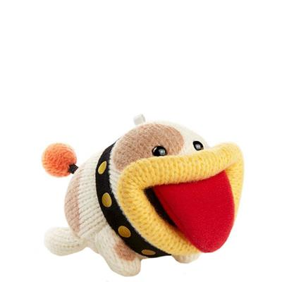 Amiibo Yoshi's Woolly World Yarn Poochy Icon