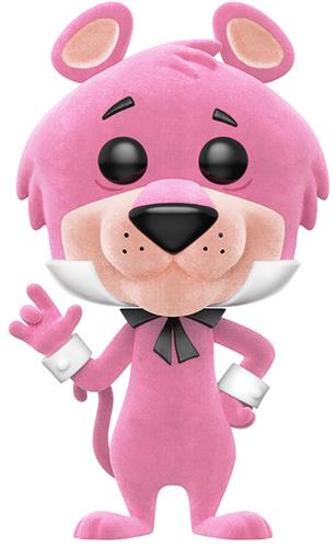 Funko Pop! Animation Snagglepuss (Flocked)