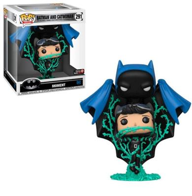 Funko Pop! Heroes Batman and Catwoman