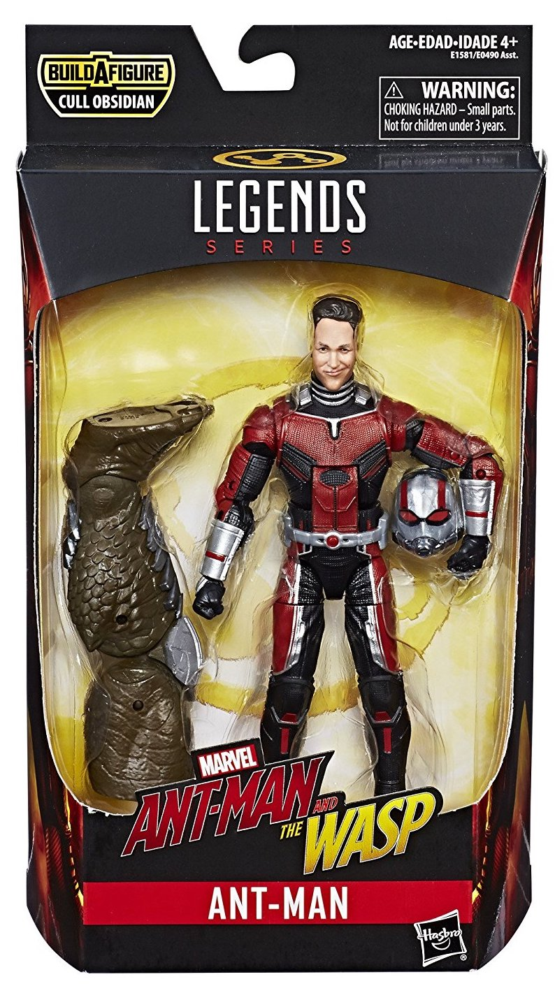 Marvel Legends Cull Obsidian Series Ant-Man