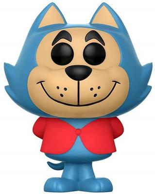 Funko Pop! Animation Benny the Ball (Blue) - CHASE Icon