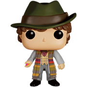 Funko Pop! Television Fourth Doctor (Jelly Babies)