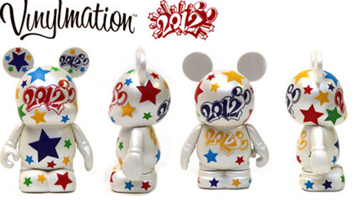 Vinylmation Open And Misc 2012 Edition White 2012