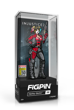 FiGPin Injustice 2 Harley Quinn Stock