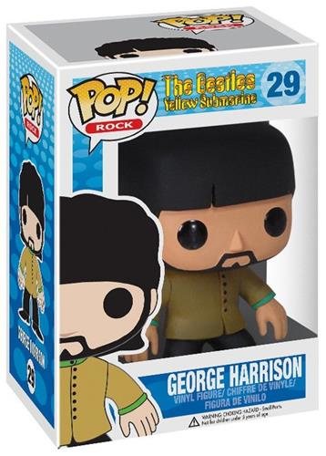 Funko Pop! Rocks George Harrison Stock