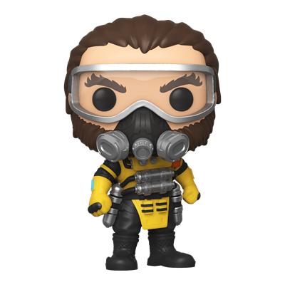 Funko Pop! Games Caustic