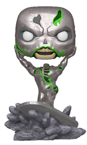 Funko Pop! Marvel Silver Surfer (Zoonbies)