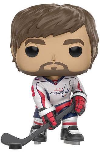 Funko Pop! Hockey Alex Ovechkin (Away)