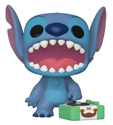 Funko Pop! Disney Stitch with Record Player (Chase)
