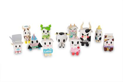 Tokidoki Moofia Series 1 Milk Stock Thumb