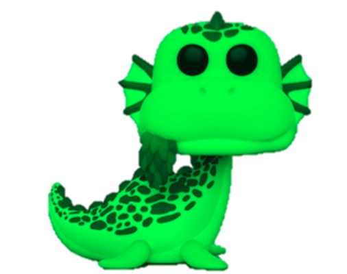 Funko Pop! Myths Loch Ness Monster (Glow-in-the-Dark)