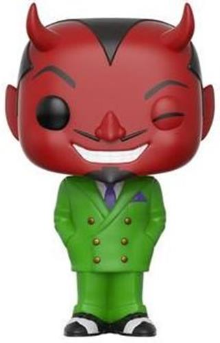 Funko Pop! Funko El Diablo (Green Suit)