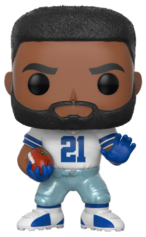Funko Pop! Football Ezekiel Elliott (Home Jersey)