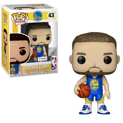 Funko Pop! Sports Stephen Curry (Fanatics)