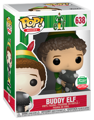 Funko Pop! Movies Buddy (w/ Raccoon) Stock