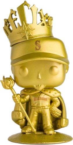 Funko Pop! MLB King Felix (Gold)