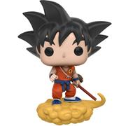 Funko Pop! Animation Goku & Flying Nimbus (Orange)