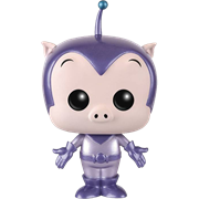 Funko Pop! Animation Space Cadet (Metallic)