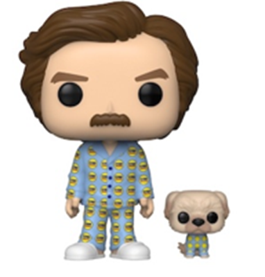Funko Pop! Movies Ron with Baxter
