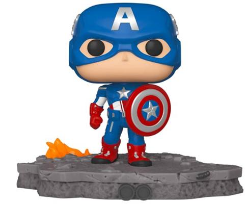 Funko Pop! Marvel Avengers Assemble: Captain America