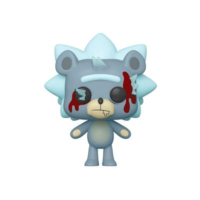 Funko Pop! Animation Teddy Rick (Chase) Icon