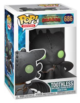 Funko Pop! Movies Toothless Stock Thumb