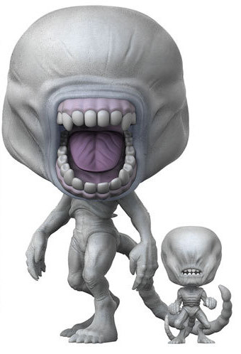 Funko Pop! Movies Neomorph (w/ Toddler)