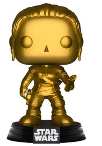 Funko Pop! Star Wars Rey (Gold) (Metallic)
