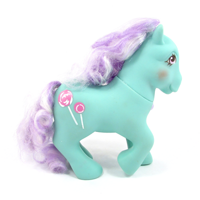My Little Pony Year 07 Mint Dreams