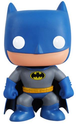 Funko Pop! Heroes Batman (Classic) - blue