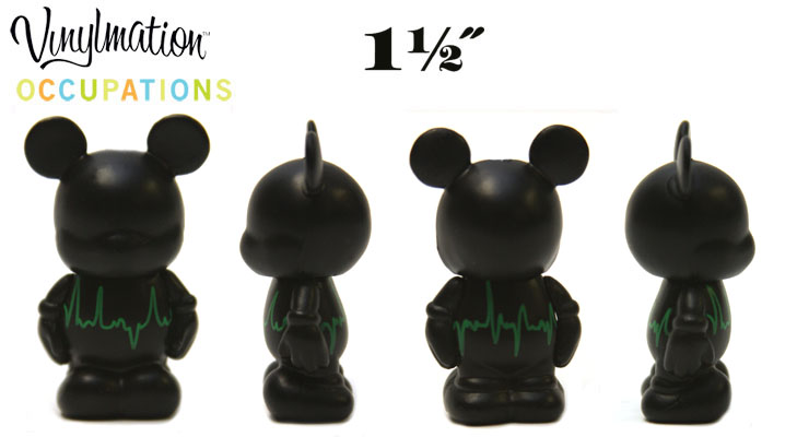 Vinylmation Open And Misc Occupations Jr. EKG