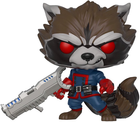 Funko Pop! Marvel Rocket Raccoon