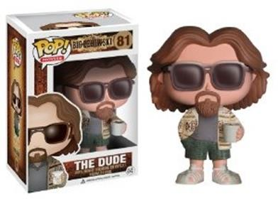 Funko Pop! Movies The Dude Stock
