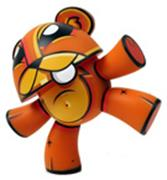 Kid Robot Art Figures Teeter (Orange)