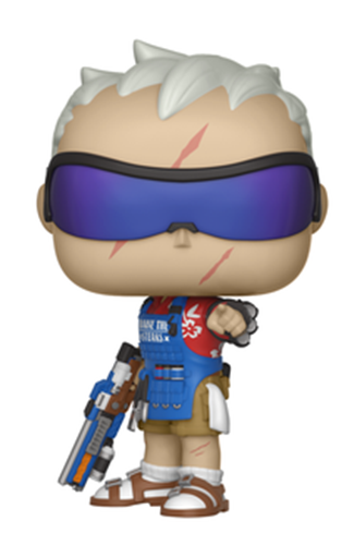 Funko Pop! Games Grillmaster Soldier: 76 Icon Thumb