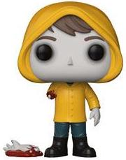 Funko Pop! Movies Georgie Denbrough (w/o Arm) - CHASE