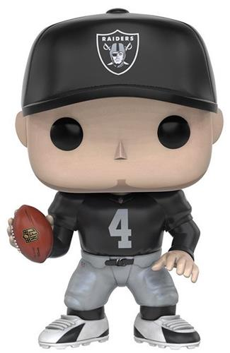 Funko Pop! Football Derek Carr