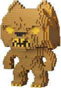 Funko Pop! 8-Bit Werewolf (Gold)