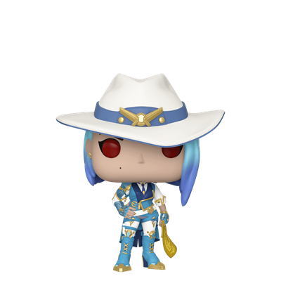 Funko Pop! Games Ashe (Winter)
