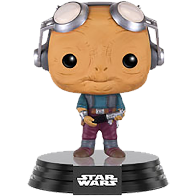Funko Pop! Star Wars Maz Kanata (Goggles Up)
